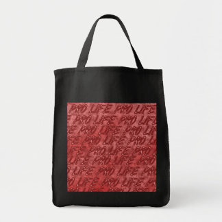 Pro Life Grocery Bag