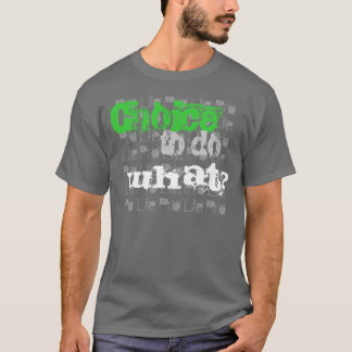 Pro Life guy shirt