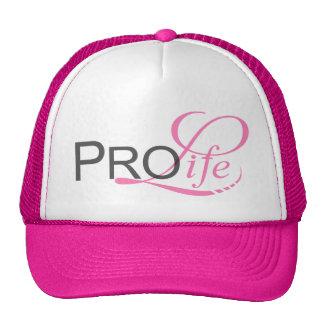 Pro Life Trucker Hat