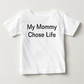 Pro-Life Infant Shirt
