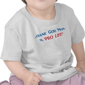 Pro-life Infant Shirt T-shirts