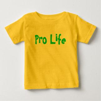 Pro Life Infant T-Shirt