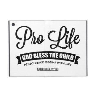 Pro Life Covers For iPad Mini