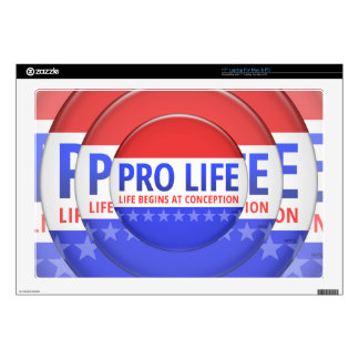 Pro Life Laptop Decals