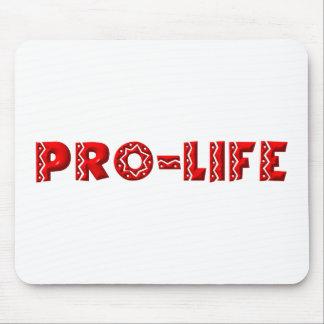 PRO-LIFE MOUSE PAD