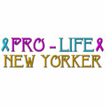 Pro-Life New Yorker Photo Cut Out