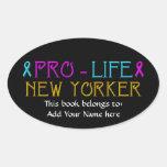 Pro-Life New Yorker Sticker