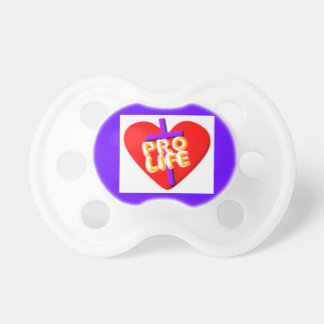 Pro Life Pacifier