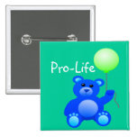 Pro-Life Pinback Button