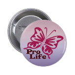 Pro Life Pinback Buttons
