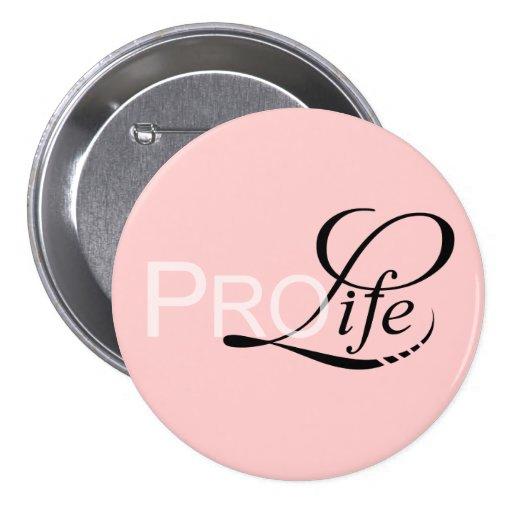 Pro Life Pins