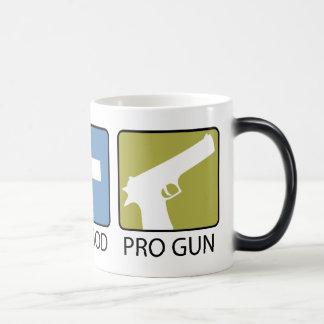 Pro Life Pro God Pro Gun Coffee Mugs