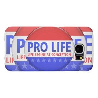 Pro Life Samsung Galaxy S6 Case