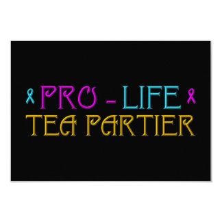 Pro-Life Tea Partier Card