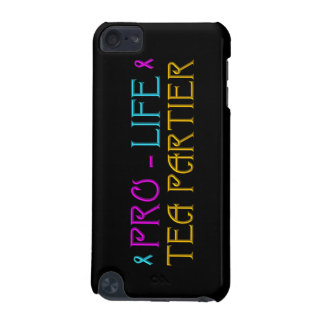 Pro-Life Tea Partier iPod Touch (5th Generation) Cover