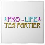 Pro-Life Tea Partier Tiles