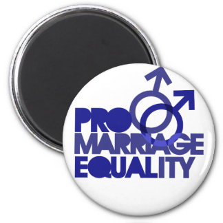 Pro Marriage Equality Refrigerator Magnet