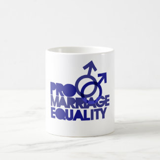 Pro Marriage Equality Classic White Coffee Mug