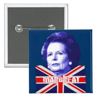 Pro Mrs Thatcher Pin
