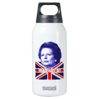 Pro Mrs Thatcher Insulated Water Bottle