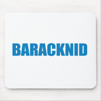 Pro-Obama - BARACKNID Mousepad