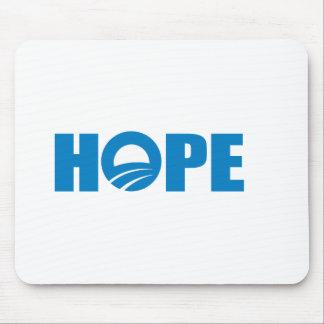 Pro-Obama - HOPE Mousepad