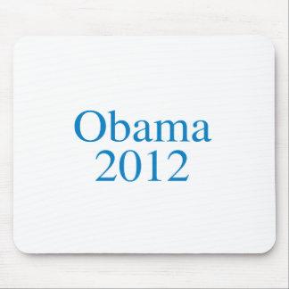 Pro-Obama - OBAMA 2012 - Mouse Pads