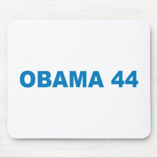 Pro-Obama - OBAMA 44 Mousepad