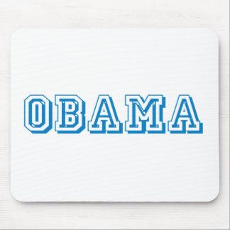 Pro-Obama - OBAMA TEAM Mousepad