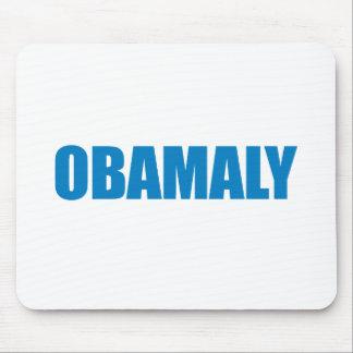 Pro-Obama - OBAMALY Mousepad