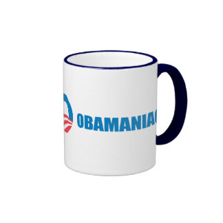 Pro-Obama - OBAMANIAC Mug