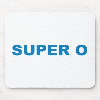 Pro-Obama - SUPER O Mousepad