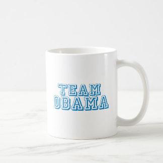 Pro-Obama - TEAM OBAMA Mug