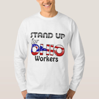 Pro Ohio Workers' Rights T-Shirt