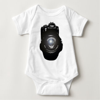 Pro Photographer Baby Bodysuit