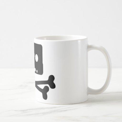 Pro-Piracy Coffee Mugs