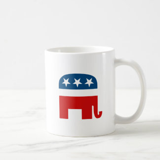 Pro-Republican Anti-Democrat Coffee Mug