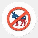Pro-Republican / Anti-Democrat Stickers