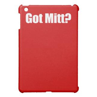 PRO-ROMNEY - GOT MITT -- .png iPad Mini Covers