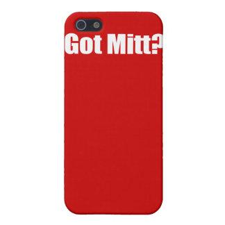 PRO-ROMNEY - GOT MITT -- .png iPhone 5 Covers