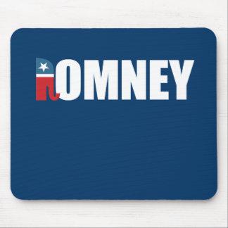 PRO-ROMNEY - REPUBLICAN ROMNEY -- .png Mouse Pad