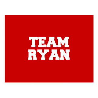 PRO-ROMNEY - TEAM RYAN -- png Post Cards