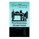 Pro Seamstress: Dressmaker, Patternmaker, Designer Business Cards