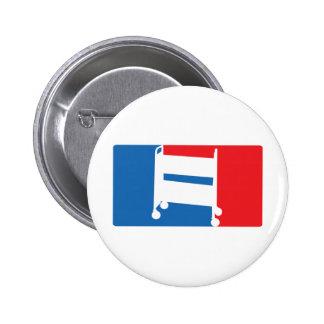 Pro Shelver Pinback Button