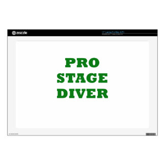 Pro Stage Diver Skin For Laptop