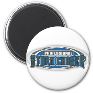 Pro Storm Chaser 2 Inch Round Magnet