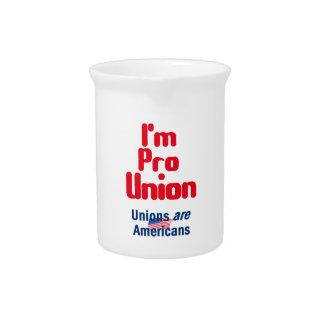 Pro Union Beverage Pitcher