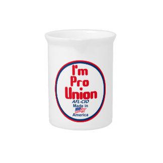 Pro Union Beverage Pitchers