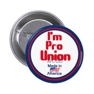 Pro Union Button