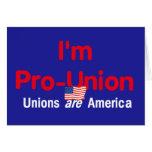Pro Union Card